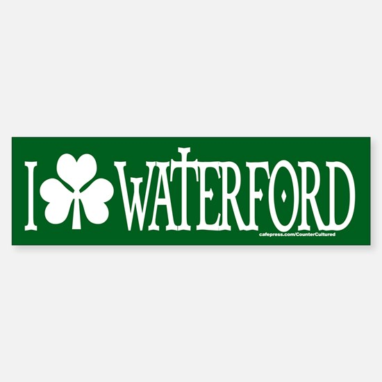 Waterford Bumper Bumper Bumper Sticker