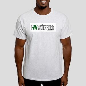 Waterford Ash Grey T-Shirt