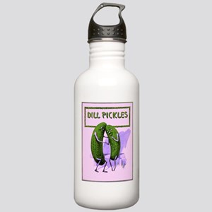 Dill Pickles Stainless Water Bottle 1.0L