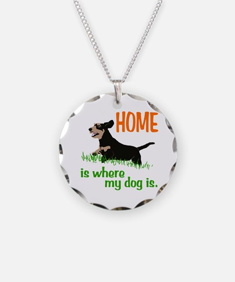 Home is where Necklace
