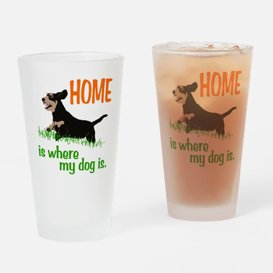 Home is where Drinking Glass