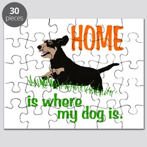 Home is where Puzzle