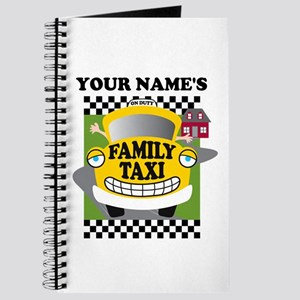 Personalized Family Taxi Journal