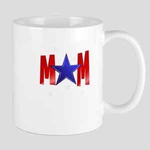 A Blue Star Mom Mug
