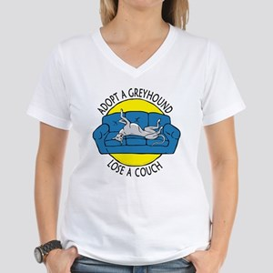 lose a couch shirt blue and yellow T-Shirt