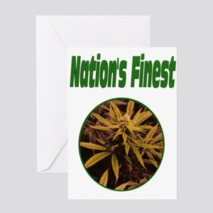 Nation's Finest Greeting Card