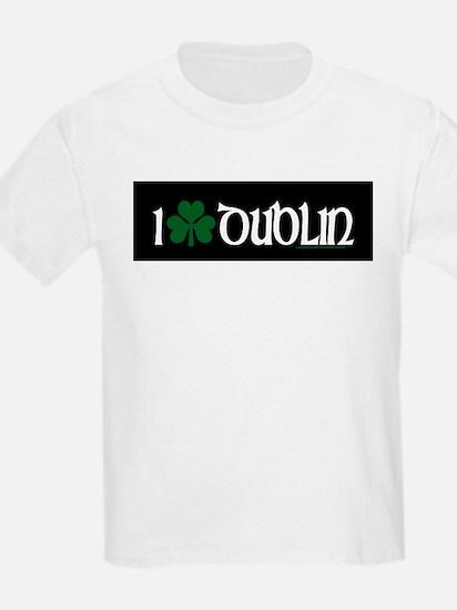 Dublin 2 Kids T-Shirt