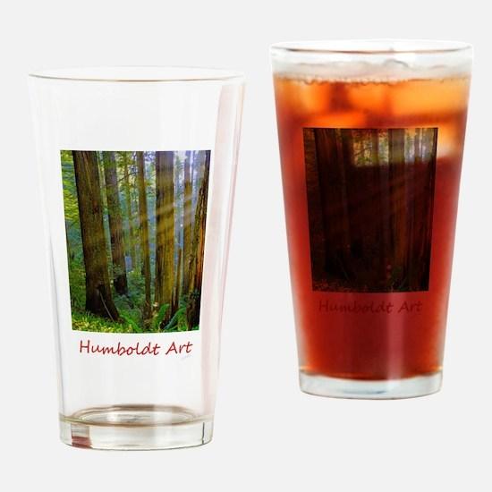 Cute Humboldt Drinking Glass