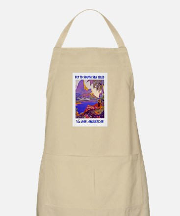 Fly to the South Seas Apron