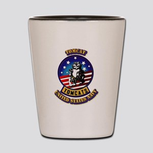 US - NAVY - Tomcat Shot Glass