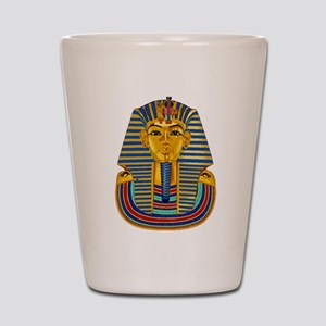 King Tut Shot Glass