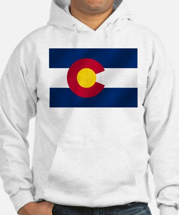 Flag of Colorado Jumper Hoody