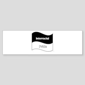 Interracial/Biracial Pride Bumper Sticker