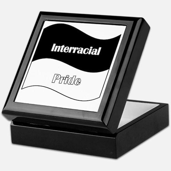 Interracial/Biracial Pride Keepsake Box