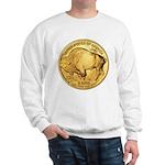 Wy-Gold Buffalo-Indian Sweatshirt
