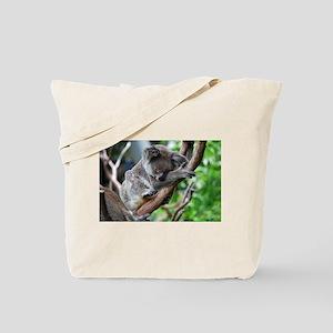 Sleeping Koala 2 Tote Bag