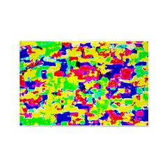 Summer Rectangle Magnet (100 pack)
