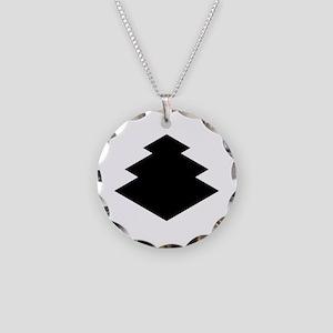 sangai hishi Necklace Circle Charm