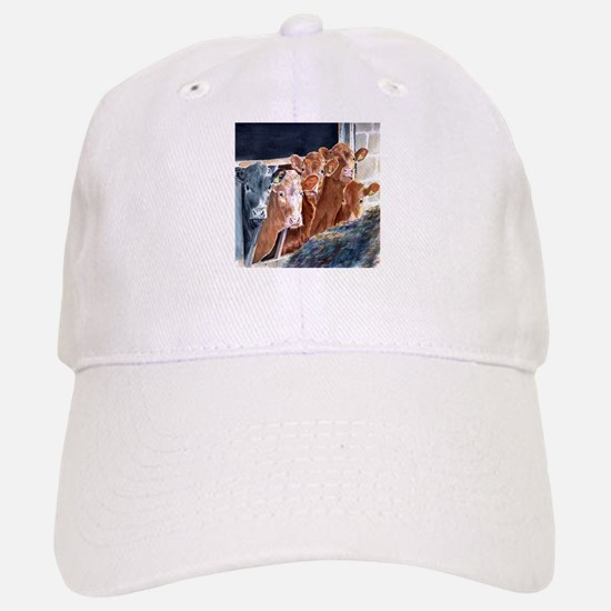 Calves at Brunch Baseball Baseball Cap