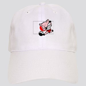 Japan Soccer Pigs Cap