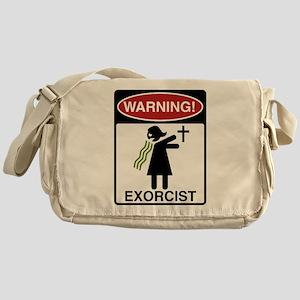 The Exorcist Messenger Bag