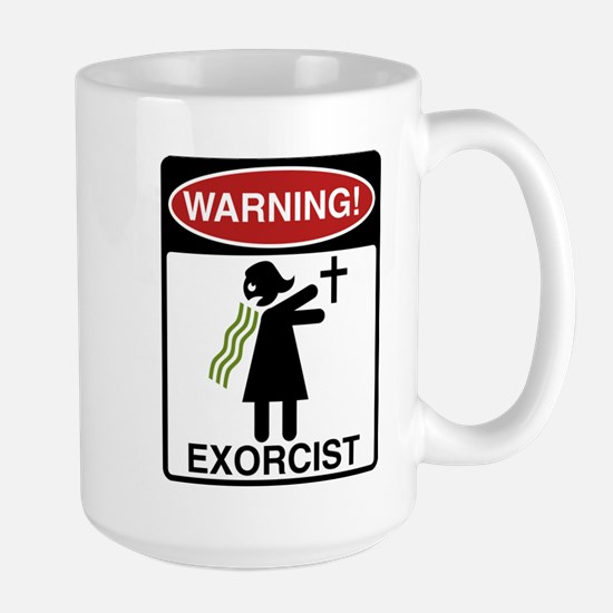 The Exorcist Large Mug