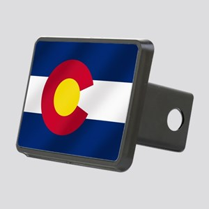 Flag of Colorado Hitch Cover