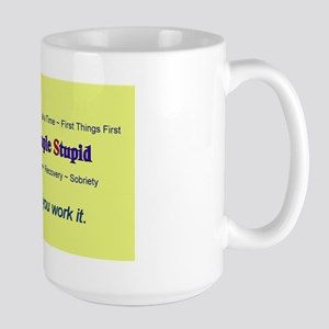 AA KISS Large Mug
