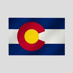 Flag Of Colorado Magnets