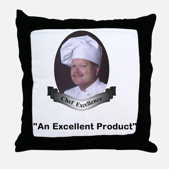 Unique Excellence Throw Pillow