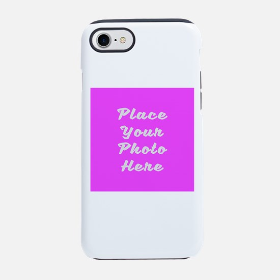 Photo template customized iPhone 7 Tough Case