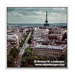 Paris 1963 Tile Coaster