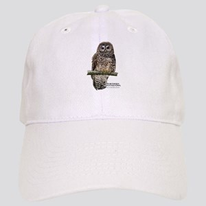Northern Spotted Owl Cap