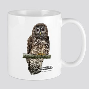 Northern Spotted Owl Mug