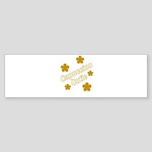 Cappuccino Cutie/ Biracial Pride Bumper Sticker