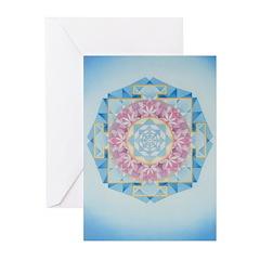 Venus Yantra Cards (6) (for nr.6 people)