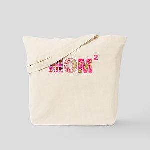 Mom times 2 Tote Bag