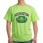 Kazakhstan Green T-Shirt