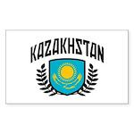 Kazakhstan Sticker (Rectangle)