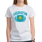 Kazakhstan Women's T-Shirt
