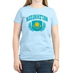 Kazakhstan Women's Light T-Shirt
