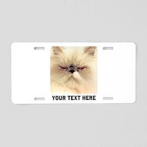 Cat Photo Customized Aluminum License Plate