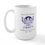 St John School Large Mug