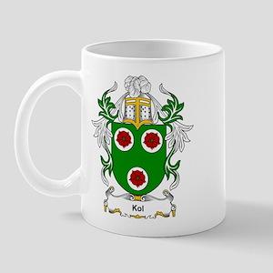 Kol Coat of Arms Mug