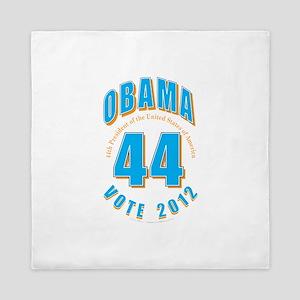 Obama 44 Queen Duvet