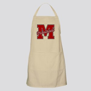 Montreal Letter Apron