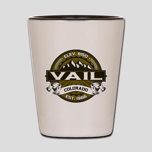 Vail Olive Shot Glass
