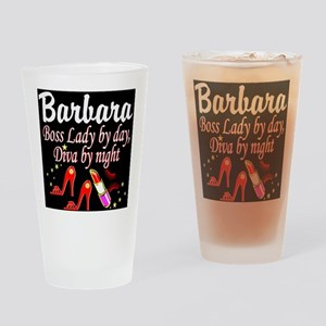 BOSS LADY DIVA Drinking Glass