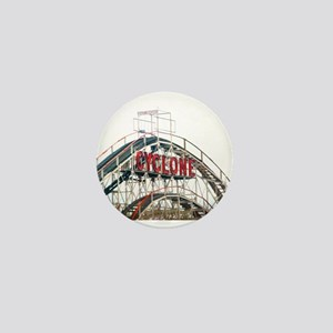Coney Island: Cyclone Mini Button