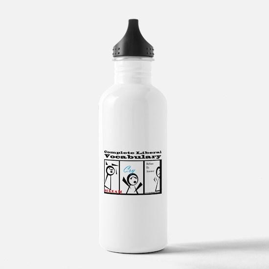 Cute Ows Water Bottle